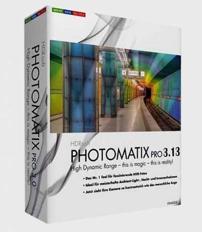 Новая версия photomatix предназначена для